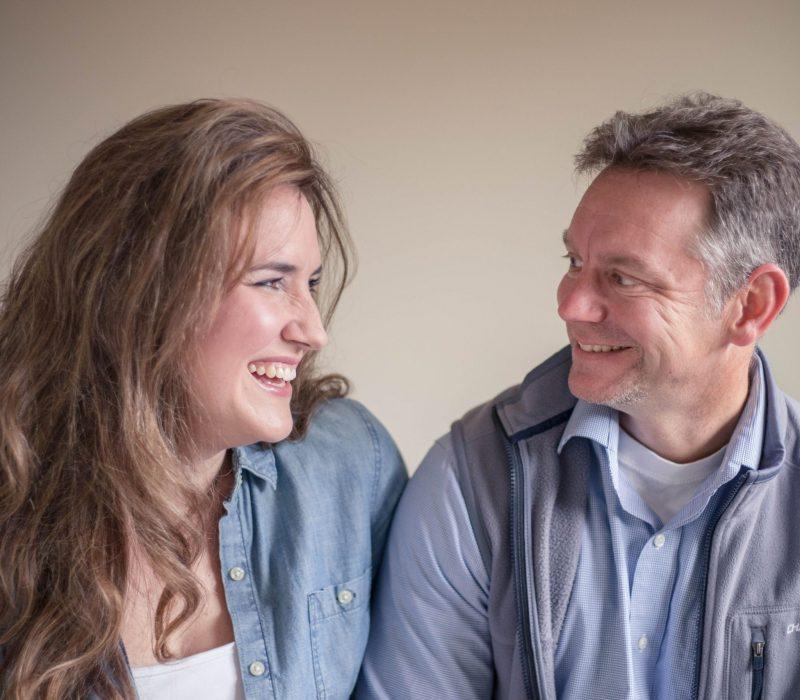 Barbara and Daniel Brooks